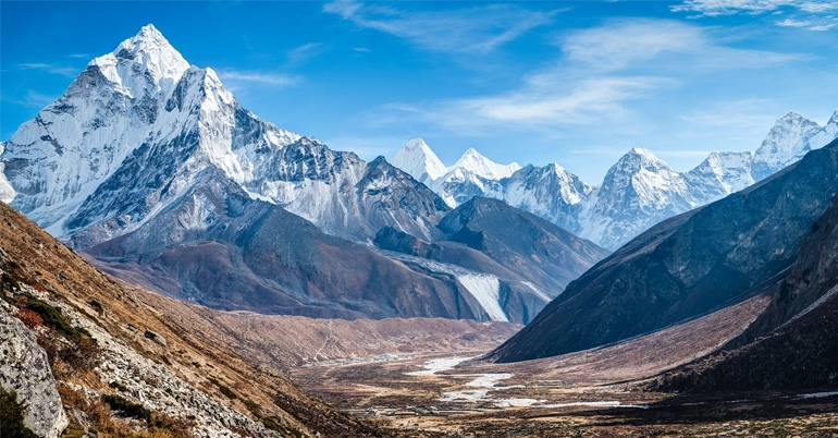 Everest Basecamp Trek – 14 Days
